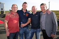 L-R: Dan Williams, Simon Jones, Craig Charles, Chris Wolsey