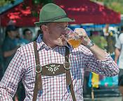 2016 Oktoberfest on Dickson Street