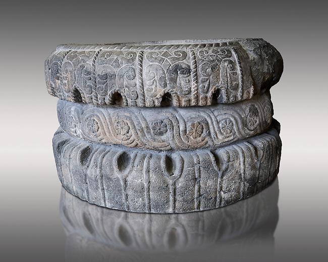 Neo Hittite architectural column base, Pergamon Museum, Berlin