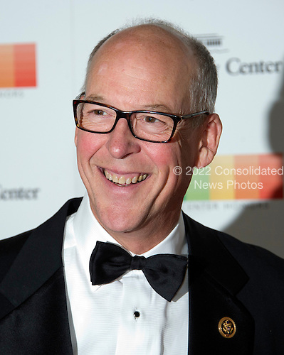 United States Representative Greg Walden (Republican of Oregon) arrives for the formal Artist's Dinner honoring the recipients of the 39th Annual Kennedy Center Honors hosted by United States Secretary of State John F. Kerry at the U.S. Department of State in Washington, D.C. on Saturday, December 3, 2016. The 2016 honorees are: Argentine pianist Martha Argerich; rock band the Eagles; screen and stage actor Al Pacino; gospel and blues singer Mavis Staples; and musician James Taylor.<br /> Credit: Ron Sachs / Pool via CNP