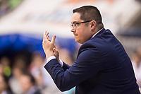 San Pablo Burgos Diego Epifanio during Liga Endesa match between San Pablo Burgos and Monbus Obradoiro at Coliseum Burgos in Burgos, Spain. April 01, 2018. (ALTERPHOTOS/Borja B.Hojas) /NORTE PHOTO NORTEPHOTOMEXICO