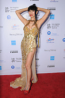 "05 June 2016 - Hollywood, California - Bai Ling. Arrivals for the 2016 LA Greek Film Festival Premiere Of ""Worlds Apart"" held at The Egyptian Theater. Photo Credit: Birdie Thompson/AdMedia"