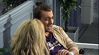 Celebrity Big Brother 2017<br /> Paul Danan, Sarah Harding<br /> *Editorial Use Only*<br /> CAP/KFS<br /> Image supplied by Capital Pictures