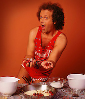Slug: Richard Simmons.Date: .Photographer: Mark Finkenstaedt .Location:  Washington DC.Caption: Richard Simmons..© 2008 Mark Finkenstaedt. All Rights Reserved. No additional Editorial Magazine, Electronic or TV/ multimedia use beyond Designing Solutions..Contact the photographer for authorization and additional licensing..mark@mfpix.com.202-258-2613,