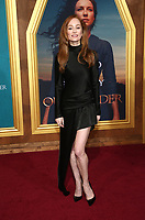 "HOLLYWOOD, CA - FEBRUARY 13: Lotte Verbeek, at the Premiere Of Starz's ""Outlander"" Season 5 at HHollywood Palladium in Hollywood California on February 13, 2020. Credit: Faye Sadou/MediaPunch"