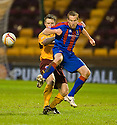 Motherwell v Inverness Caledonian Thistle 15th Jan 2011