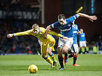 Lee Wallace and David Wotherspoon
