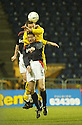 15/03/2005         Copyright Pic : James Stewart.File Name : jspa09_falkirk_v_clyde.GRAHAM JONES AND SCOTT MACKENZIE....Payments to :.James Stewart Photo Agency 19 Carronlea Drive, Falkirk. FK2 8DN      Vat Reg No. 607 6932 25.Office     : +44 (0)1324 570906     .Mobile   : +44 (0)7721 416997.Fax         : +44 (0)1324 570906.E-mail  :  jim@jspa.co.uk.If you require further information then contact Jim Stewart on any of the numbers above.........A