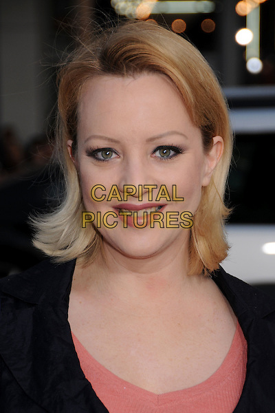 "WENDY McLENDON-COVEY.""Vice"" Los Angeles Premiere at Grauman's Chinese Theatre, Hollywood, California, USA, 7 May 2008.portrait headshot  .CAP/ADM/BP.©Byron Purvis/Admedia/Capital PIctures"