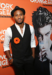 Jimmy Brooks attends the Opening Night After Party for 'A Clockwork Orange'  at the New World Stages on September 25, 2017 in New York City.