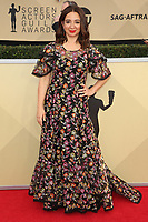 LOS ANGELES, CA - JANUARY 21: Maya Rudolph at The 24th Annual Screen Actors Guild Awards held at The Shrine Auditorium in Los Angeles, California on January 21, 2018. Credit: FSRetna/MediaPunch