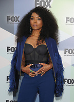 NEW YORK, NY - MAY 14: Angela Bassett at the 2018 Fox Network Upfront at Wollman Rink, Central Park on May 14, 2018 in New York City.  <br /> CAP/MPI/PAL<br /> &copy;PAL/MPI/Capital Pictures