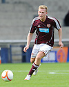 Andrew Driver, Heart of Midlothian FC