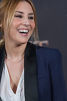 Berta Collado at The Hobbit premiere in Madrid