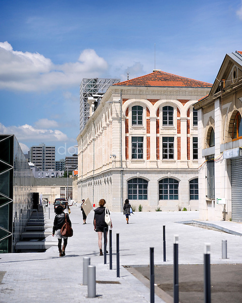 copyright: Magali Corouge/ Documentography.Saint Etienne, the 2nd and 3 rd of june 2010...The Center of Design.....