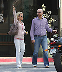 .March 29, 2009  3-29-09.Kelly Carlson from the tv show Nip Tuck pointing in every direction at the Beverly Glen market in Los Angeles, CA..AbilityFilms@yahoo.com.805-427-3519.www.AbilityFilms.com