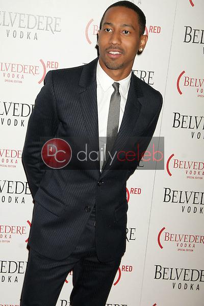 Brandon.T.Jackson<br /> at the Belvedere Vodka (RED) Launch Party, Avalon, Hollywood, CA. 02-10-11<br /> David Edwards/DailyCeleb.com 818-249-4998