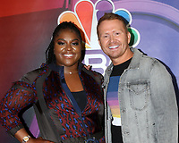 LOS ANGELES - AUG 8:  Ester Dean, Shane McAnally at the NBC TCA Summer 2019 Press Tour at the Beverly Hilton Hotel on August 8, 2019 in Beverly Hills, CA