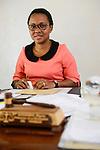MADAGASCAR, Mananjary, court / MADAGASKAR, Mananjary, Amtsgericht, Mme. ELYSÉE RASOAHANTA, Procureur de la Republique, STAATSANWÄLTIN