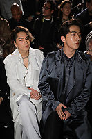 Hiromi Tosaka In the front row<br /> Dior Homme show, Front Row, Pre Fall 2019, Tokyo, Japan - 30 Nov 2018<br /> CAP/SAT<br /> &copy;Satomi Kokubun/Capital Pictures