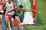 Agripino dos SANTOS Julio Cesar (BRA), <br /> SEPTEMBER 11, 2016 - Athletics : <br /> Men's 1500m T13 Final <br /> at Olympic Stadium<br /> during the Rio 2016 Paralympic Games in Rio de Janeiro, Brazil.<br /> (Photo by AFLO SPORT)