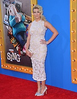 LOS ANGELES, CA. December 3, 2016: Actress/singer Tori Kelly at the world premiere of &quot;Sing&quot; at the Microsoft Theatre LA Live.<br /> Picture: Paul Smith/Featureflash/SilverHub 0208 004 5359/ 07711 972644 Editors@silverhubmedia.com