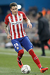 Atletico de Madrid's Jose Maria Gimenez during UEFA Champions League match. March 15,2016. (ALTERPHOTOS/Acero)