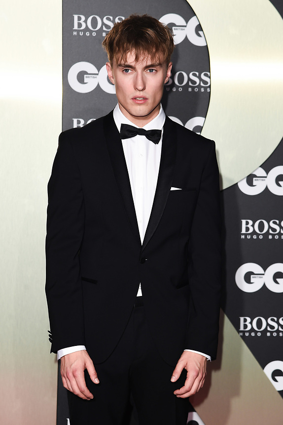 Guest<br /> arriving for the GQ Men of the Year Awards 2019 in association with Hugo Boss at the Tate Modern, London<br /> <br /> ©Ash Knotek  D3518 03/09/2019