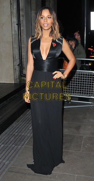 Rochelle Humes attends the Music Industry Trusts Award 2015, Grosvenor House Hotel, Park Lane, London, England, UK, on Monday 02 November 2015. <br /> CAP/CAN<br /> &copy;Can Nguyen/Capital Pictures