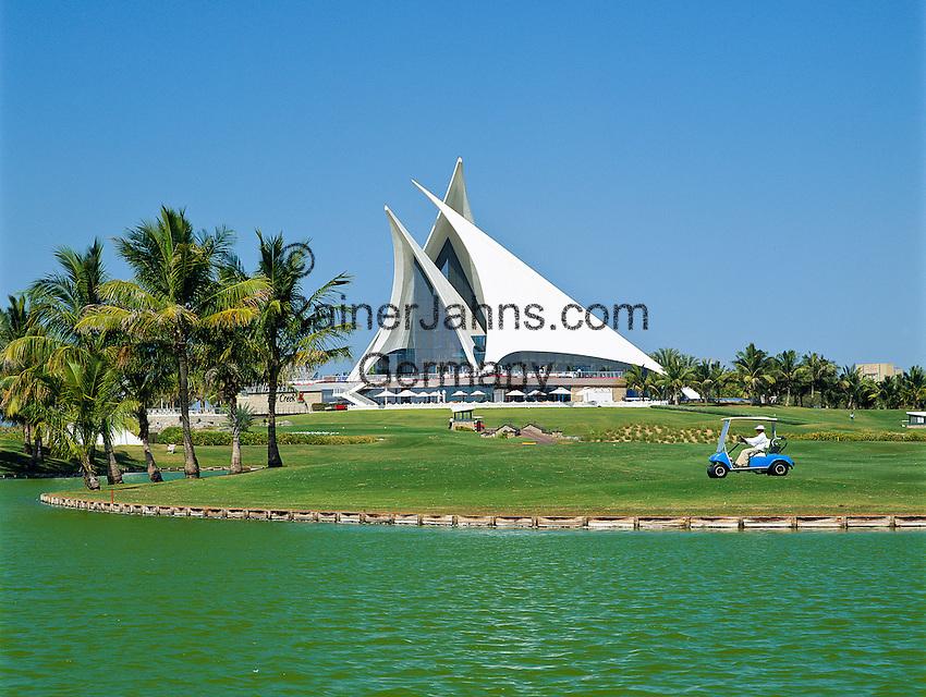 United Arab Emirates, Dubai: Dubai Creek Golf Course & Clubhouse | Vereinigte Arabische Emirate, Dubai: Dubai Creek Golf Course & Clubhouse