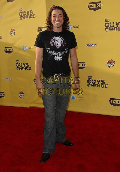 ACE YOUNG.Attends The 1st Spike TV Guy's Choice held at Radford Studios in Studio City, California, USA, June 09 2007..full length.CAP/DVS.©Debbie VanStory/Capital Pictures