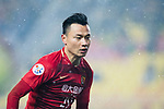 Guangzhou Forward Gao Lin in action during the AFC Champions League 2017 Group G match Between Suwon Samsung Bluewings (KOR) vs Guangzhou Evergrande FC (CHN) at the Suwon World Cup Stadium on 01 March 2017 in Suwon, South Korea. Photo by Victor Fraile / Power Sport Images