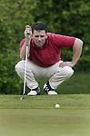 ARNHEM - Tom Donders.. Voorjaarswedstrijden Golf heren op de Rosendaelsche Golfclub COPYRIGHT KOEN SUYK