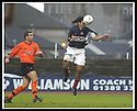 23/11/2002                   Copyright Pic : James Stewart.File Name : stewart-dundee v utd01.CABBALLERO HEADS HOME THE FIRST GOAL.....Payments to :-.James Stewart Photo Agency, 19 Carronlea Drive, Falkirk. FK2 8DN      Vat Reg No. 607 6932 25.Office     : +44 (0)1324 570906     .Mobile  : +44 (0)7721 416997.Fax         :  +44 (0)1324 570906.E-mail  :  jim@jspa.co.uk.If you require further information then contact Jim Stewart on any of the numbers above.........