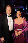 Sandra and Brady McConaty at the Big Bang Ball at the Houston Museum of Natural Science Saturday March  04,2017. (Dave Rossman Photo)