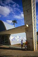 Pampulha, Belo Horizonte, Minas Gerais, Brazil, october 2012.
