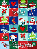 Isabella, GIFT WRAPS, GESCHENKPAPIER, PAPEL DE REGALO, Christmas Santa, Snowman, Weihnachtsmänner, Schneemänner, Papá Noel, muñecos de nieve, paintings+++++,ITKEBR763,#gp#,#x#