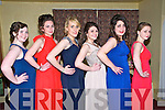 Tarbert Comprehensive School Fashion Show: Modelling at the Tarbert Comprehensive School fashion  show held at the Tintean Theatre, Ballybunion on Friday night last were transition year students Kate Moore, Roisin Joy, Edwina Sheehan, Aine Walsh, Anne Marie Sheehan & Euaun fagan.