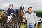 "ackson Brosna and Shane Brosnan from Tralee with horse called"" Huddles at the KERRY PONY SOCIETY  36th Year Annual Show & Gymkhana At Blennerville, By kind permission of the Hurley Family"