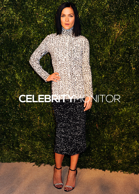 NEW YORK CITY, NY, USA - NOVEMBER 03: Leigh Lezark arrives at the 11th Annual CFDA/Vogue Fashion Fund Awards held at Spring Studios on November 3, 2014 in New York City, New York, United States. (Photo by Celebrity Monitor)