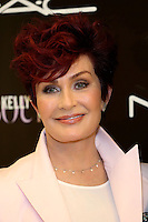 Sharon Osbourne during the Kelly Osbourne and Sharon Osbourne - MAC launch at Selfridges, London. 09/06/2014 Picture by: James Smith / Featureflash