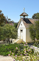St Georges Mission at Heritage Hill Historical Park Lake Forest