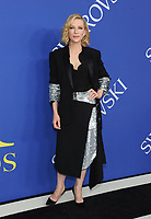 BROOKLYN, NY - JUNE 4: Cate Blanchett at the 2018 CFDA Fashion Awards at the Brooklyn Museum in New York City on June 4, 2018. <br /> CAP/MPI/JP<br /> &copy;JP/MPI/Capital Pictures