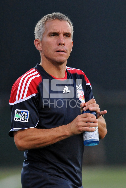 Richie Williams...Kansas City Wizards were defeated 3-0 by New York Red Bulls at Community America Ballpark, Kansas City, Kansas.