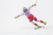 9th February 2019, ARE, Sweden; Vincent Kriechmayr of Austria competes in the mens downhill during the FIS Alpine World Ski Championships on February 9, 2019 in Are.