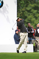 S.S.P Chowrasia (IND) tees off on the 10th tee during Day 1 Thursday of The Irish Open presented by Discover Ireland at Killarney Golf & Fishing Club on 28th July 2011 (Photo Jenny Matthews/www.golffile.ie)