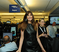 www.acepixs.com<br /> <br /> September 11 2017, New York City<br /> <br /> Model Carol Alt at the Annual Charity Day hosted by Cantor Fitzgerald, BGC and GFI at Cantor Fitzgerald on September 11, 2017 in New York City<br /> <br /> By Line: William Jewell/ACE Pictures<br /> <br /> <br /> ACE Pictures Inc<br /> Tel: 6467670430<br /> Email: info@acepixs.com<br /> www.acepixs.com
