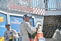 IMSA WeatherTech SportsCar Championship<br /> Sahlen's Six Hours of the Glen<br /> Watkins Glen International, Watkins Glen, NY USA<br /> Sunday 2 July 2017<br /> 25, BMW, BMW M6, GTLM, Bill Auberlen, Alexander Sims<br /> World Copyright: Richard Dole/LAT Images<br /> ref: Digital Image RD_WGI_17_584