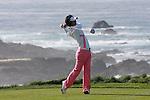 Ryo Ishikawa at Spyglass Hill Golf Course