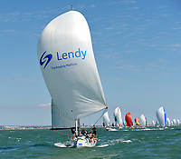 Lendy Cowes Week 2018. August 5, 2018